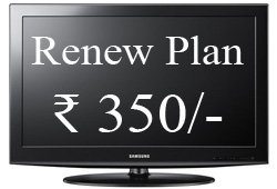 Cable Bill 1 Month@₹ 350/-