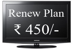 Cable Bill 1 Month@₹ 450/-